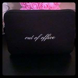 Authentic Kate Spade Out of Office IPad sleeve!